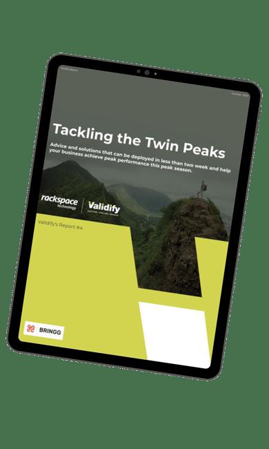 Twin Peaks on iPad v2